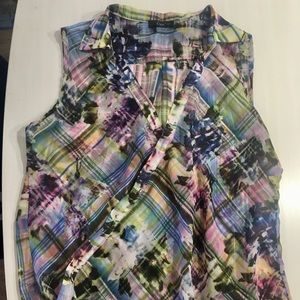 Brand New Without Tags Dex Blouse